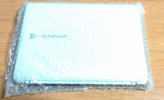 パソコン転売,発送,プチプチ,梱包材
